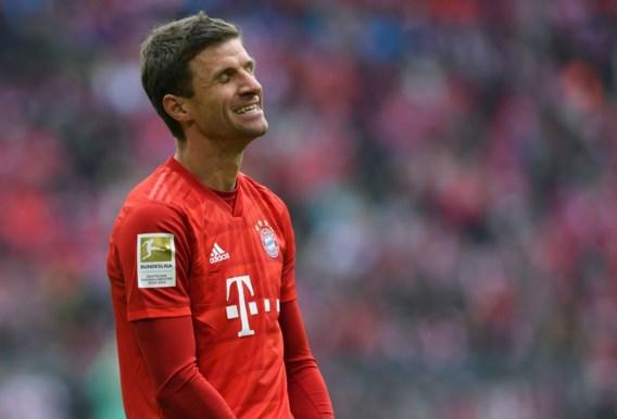 """Einde van een tijdperk bij Bayern München? """"Thomas Müller vertrekt deze winter"""""""