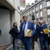 Verdachte bommelding in Vlaams Parlement geïdentificeerd