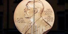 Nobelprijs Chemie voor
