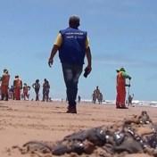 Mysterieuze olievervuiling treft Braziliaanse kust