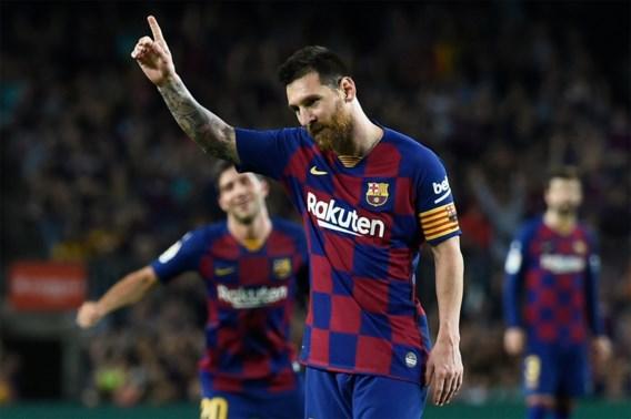 """Lionel Messi geeft toe dat hij """"erover nagedacht"""" heeft om te vertrekken bij Barcelona (maar er kwam nooit een bod)"""