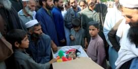 VS bombarderen 'per vergissing' Afghaanse landbouwers: minstens dertig doden