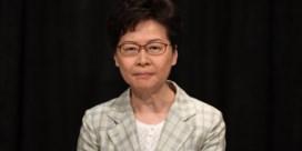 Carrie Lam sluit Chinese interventie niet uit