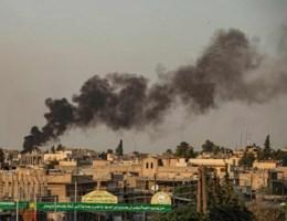 Turkse troepen vallen Syrië binnen, Trump dreigt met sancties