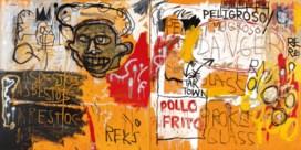 Vijf mannen domineren de kunstmarkt