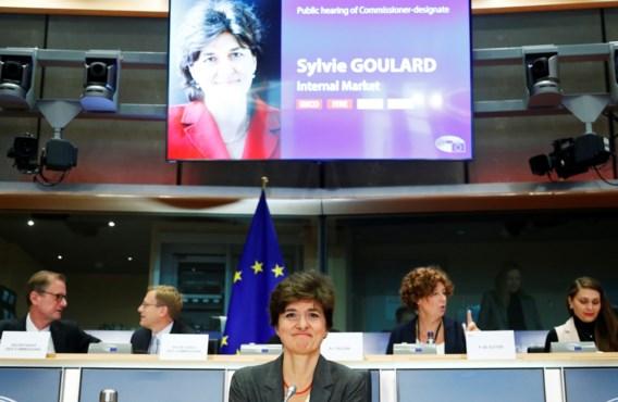 Europees Parlement torpedeert Macron-kandidate Sylvie Goulard: 'Politiek spel'