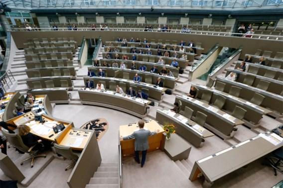 Ministerspost niet gehaald: Vlaams Parlement deelt troostprijzen uit