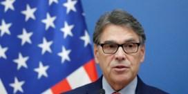 Democraten eisen documenten van energieminister van Trump in impeachment-onderzoek