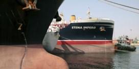 Britse tanker die door Iran werd vastgehouden komt aan in Dubai