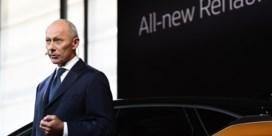 Renault zet nieuwe topman alweer aan de deur