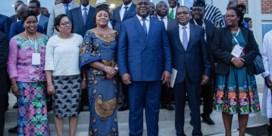 Vliegtuigcrash in Congo, personeel van president aan boord