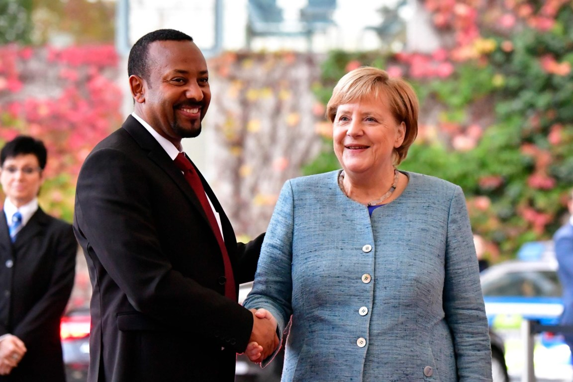 De Ethiopische Nobelprijswinnaar Die Geen Secretaresse Wil