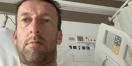 Ex-triatleet Marino Vanhoenacker komt met de schrik vrij na zware val met mountainbike