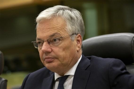 Kandidaat-eurocommissaris Reynders krijgt topscore van Politico