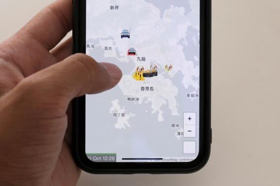Apple trekt populaire app in Hongkong terug onder druk China