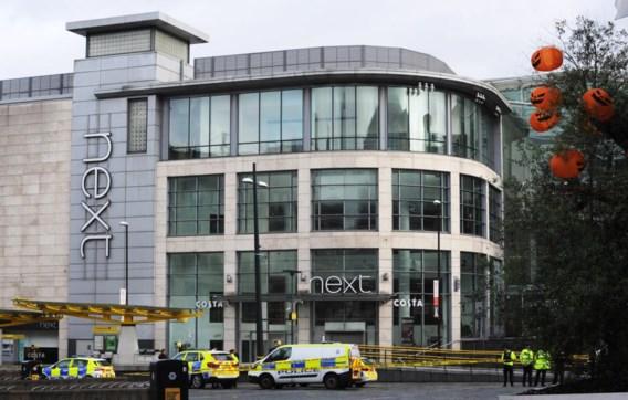 Dader steekpartij winkelcentrum Manchester verdacht van terrorisme