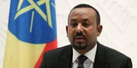 Ethiopische premier Abiy Ahmed wint Nobelprijs voor de Vrede
