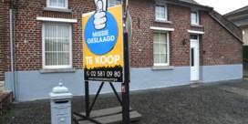 Prijzen kunnen 10 procent dalen door exit woonbonus