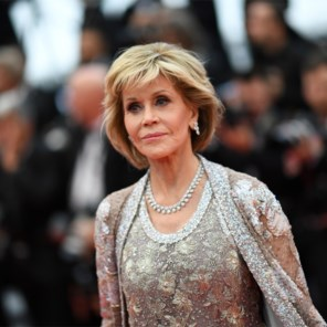 Actrice Jane Fonda opgepakt bij klimaatprotesten in Washington