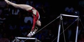 WK turnen: Nina Derwael verdedigt haar wereldtitel op de brug met ongelijke leggers