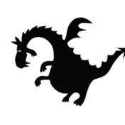 Een draak van een constructie
