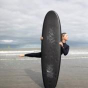 Surfen, vallen en weer doorgaan
