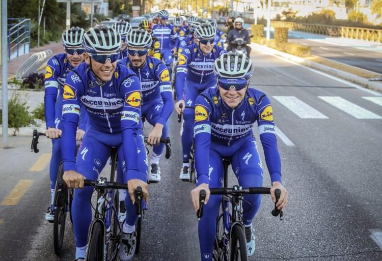 Primoz Roglic sluit het wielerjaar af als nummer één van de wereld, België boven bij de ploegen en landen