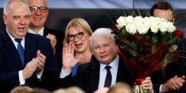 PiS haalt absolute meerderheid in Polen