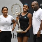 Amper 15-jarig tennisfenomeen Cori Gauff wint haar eerste WTA-toernooi: met dank aan een speech van haar papa