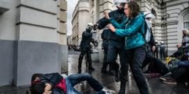 Onderzoek naar politiegeweld bij klimaatactie