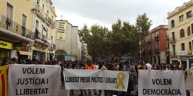 Maandagmiddag in Vilafranca del Penedès: sfeer verbazend ontspannen