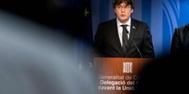 Puigdemont: 'Vonnis bevestigt Spaanse strategie van repressie en wraak'