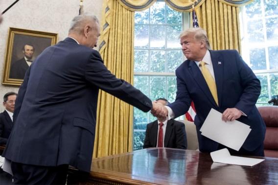 Trump drukt op pauzeknop in handelsoorlog met China