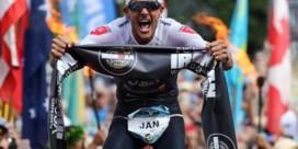 Jan Frodeno wint in recordtijd Ironman Hawaï