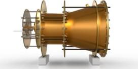 Daar is de brandstofloze raketmotor weer
