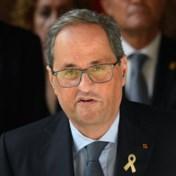 President Catalonië noemt celstraffen voor separatisten 'belediging voor democratie'