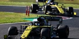 Onderdelen bij F1-team Renault in beslag genomen