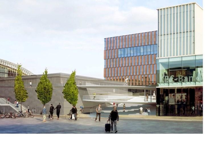 Fietsspiraal in Leuven is eindelijk geopend