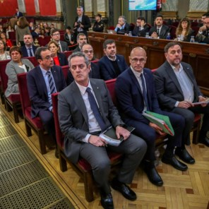 Catalaanse separatisten krijgen 9 tot 13 jaar cel