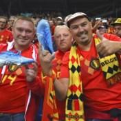 Eden Hazard schenkt schoenen aan fans Duivels: 'De linker van Eden krijgt een ereplaats bij mij thuis'