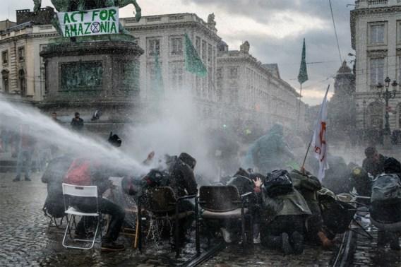 Politievakbond eist gesprek met Brussels stadsbestuur: 'Bij rechtse organisatie worden wel alle maatregelen genomen'