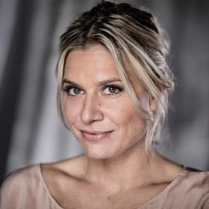 Nathalie Meskens is zwanger van eerste kind