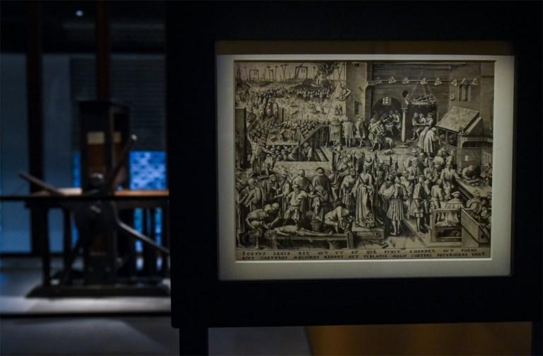'Vergeten kunsttak' Bruegel te zien in Koninklijke bibliotheek van België
