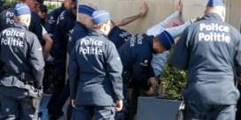 Vijftig extreemrechtse betogers opgepakt in Brussel