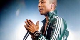 Pharrell schaamt zich voor eigen nummers