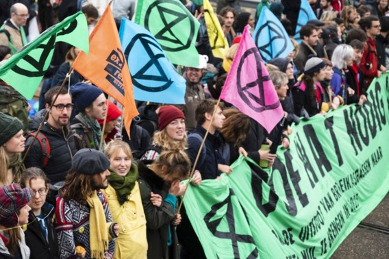 Extinction Rebellion betaalt demonstranten in Nederland