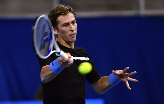 Kimmer Coppejans maakt het Andy Murray moeilijk, maar kan niet stunten op European Open