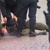 Klimaatactivist: 'Agent spoot traangas van dichtbij op mij'