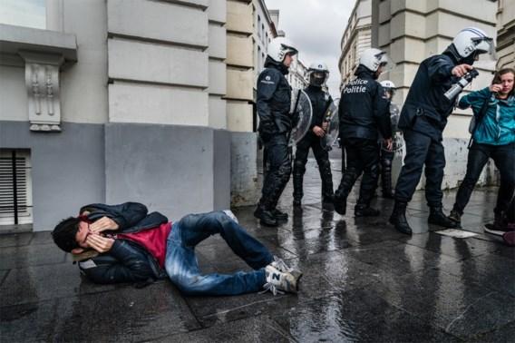 Brusselse politie start onderzoek naar incident  met motor in garage naast hoofdcommissariaat