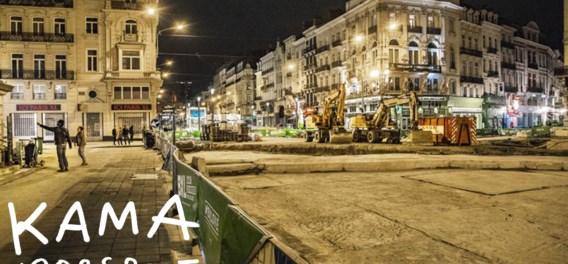 'Op de Brusselse politie kan je altijd rekenen, vraag maar aan die van Extinction Rebellion'